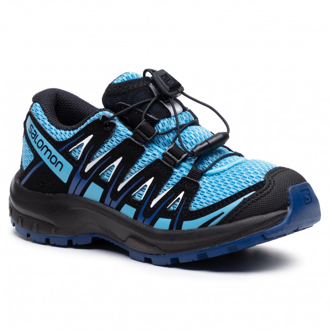 Trekking SALOMON - Xa Pro 3D J 41244 09 W0 Ethereal Blue/Surf The Web/White