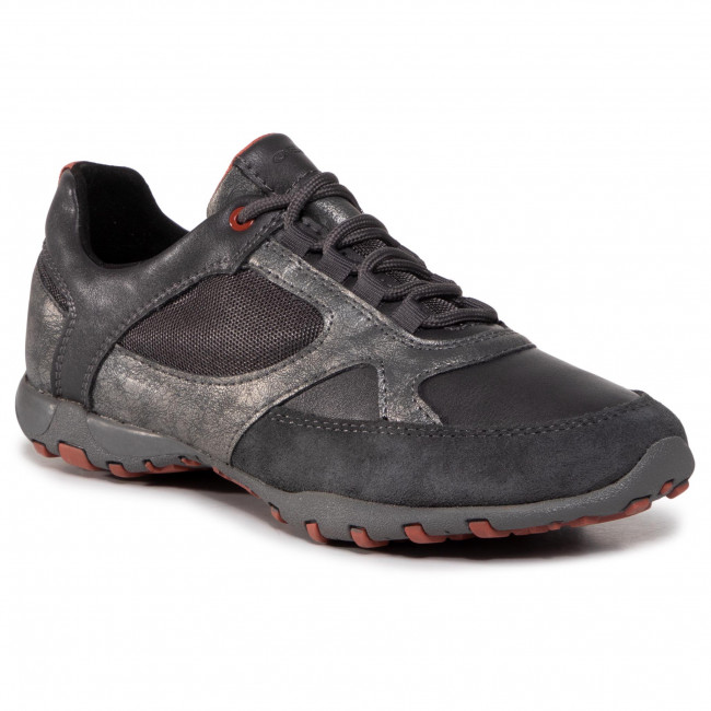 Sneakers GEOX - D Freccia A D02C0A 01422 C9004 Anthracite
