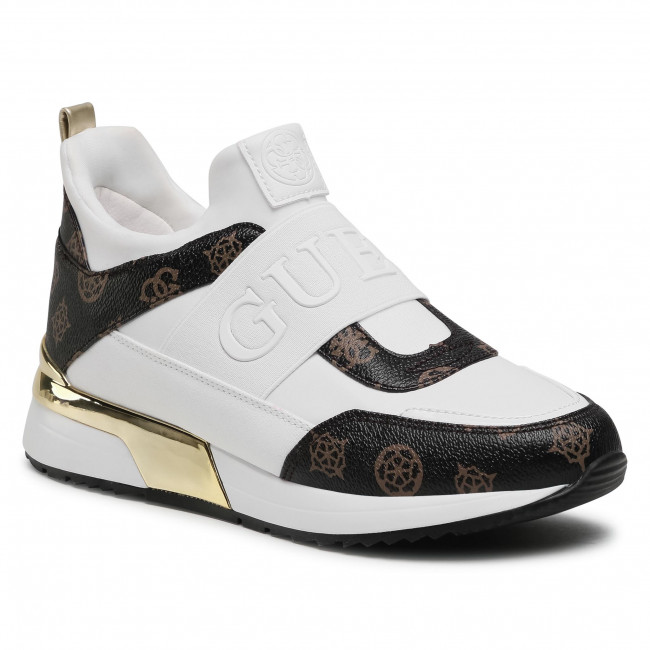 Sneakers GUESS - Maygin FL6MYI FAL12 WHIBR
